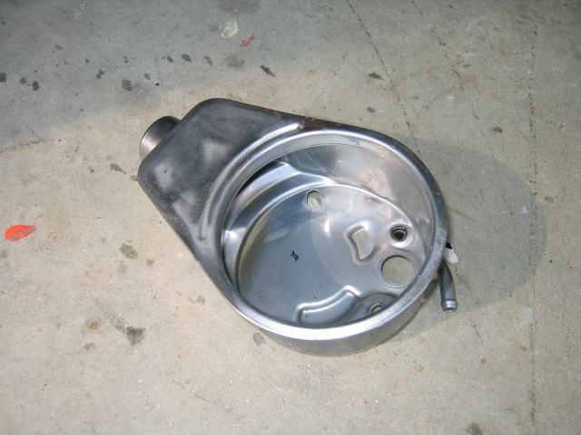 Power Steering Pump Rebuild The Corvette Restoration Page